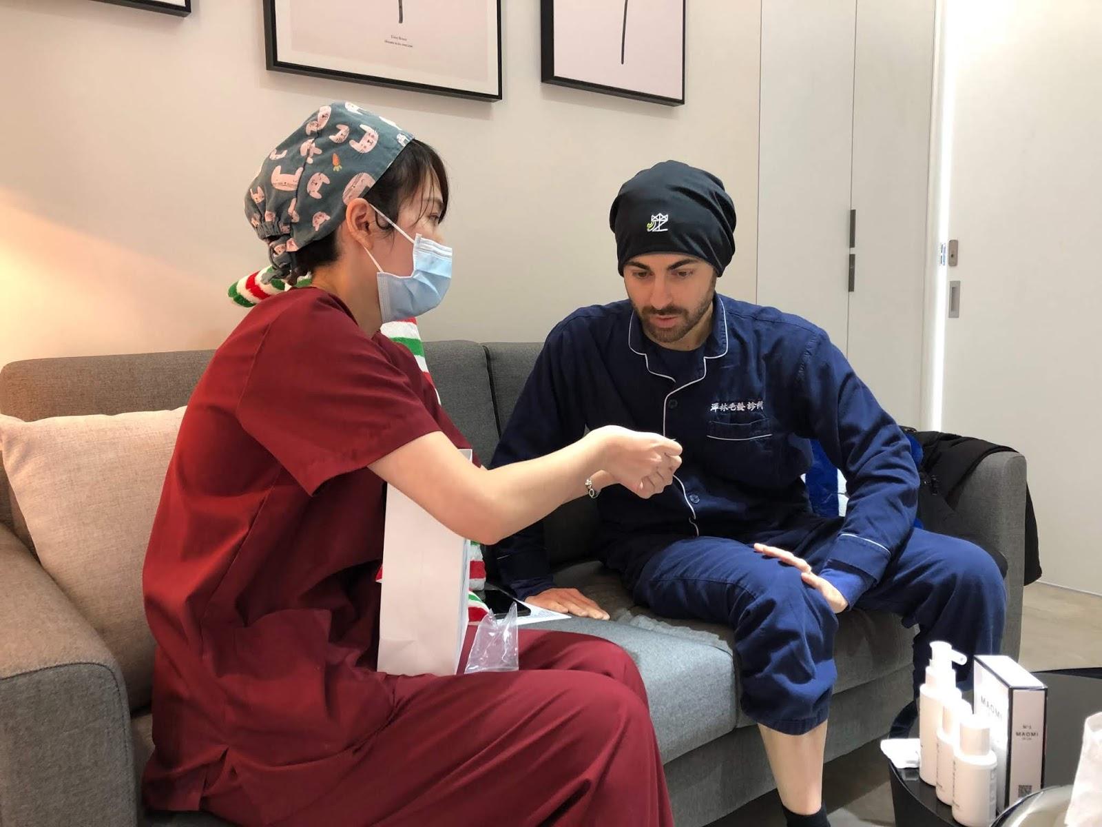 植髮手術|謝宗廷醫師|術後衛教